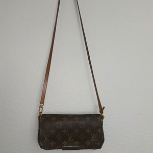 Louis Vuitton Favorite Monogram PM Brown